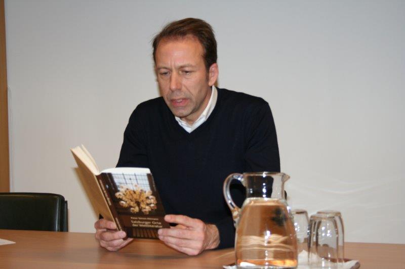 Peter Simon Altmann liest bei der ÖKV