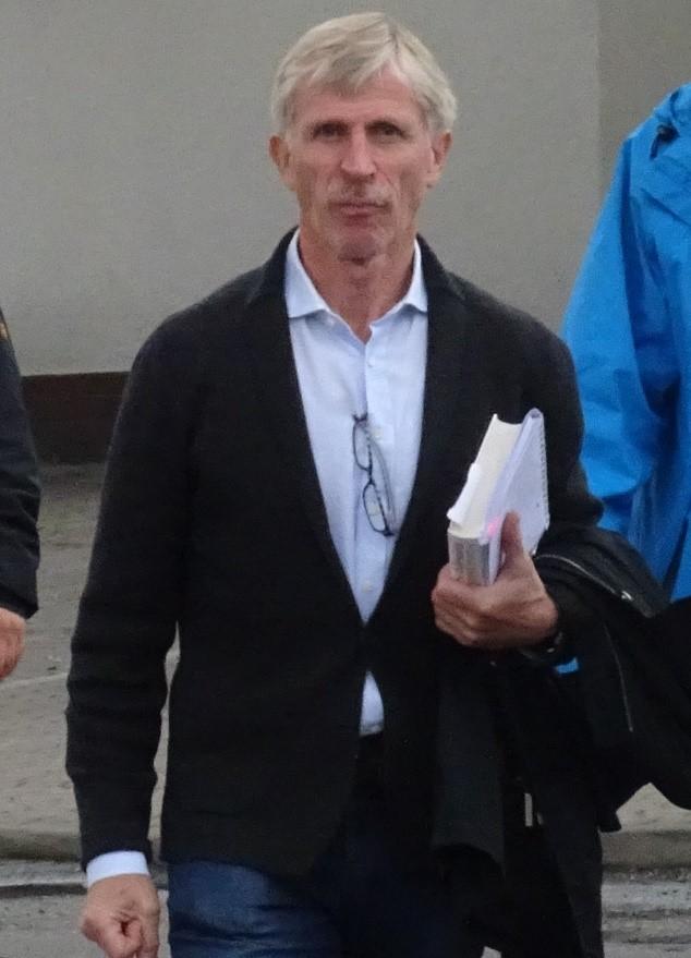 ÖKV-Vortsandsmitglied Alois Woldan