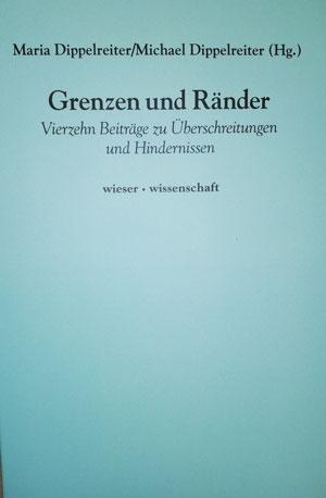 Cover ÖKV Kongressband Grenzen und Ränder