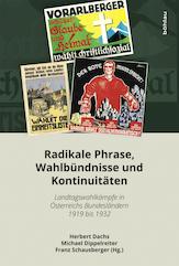 Cover Landtagswahlkämpfe in Österreichs Bundesländern 1919 bis 1932