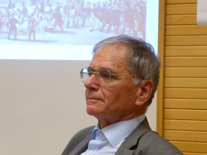 Wolfgang Häusler bei der ÖKV