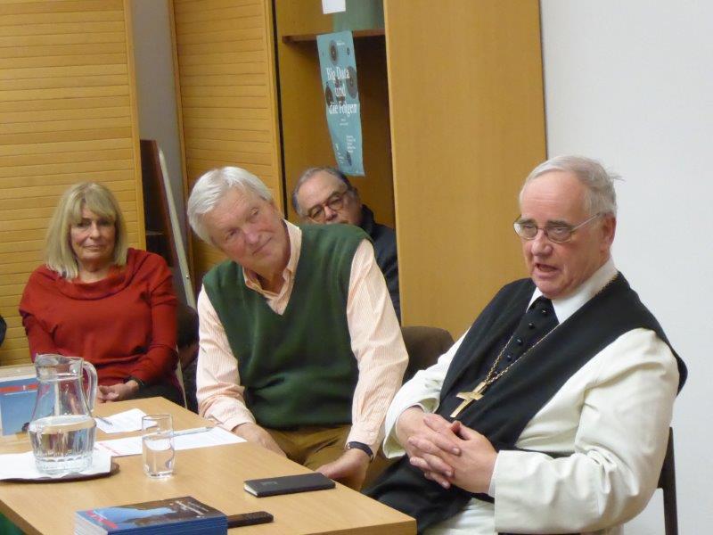 Gregor Ulrich Henckel-Donnersmarck in der ÖKV
