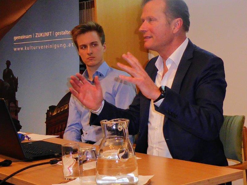 Andreas Breinbauer Vortrag Seidenstraße