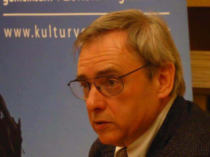 Dr. Autengruber am 14. Mai 2019 in der ÖKV